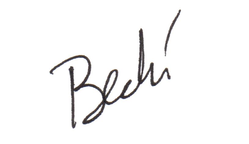 Becki Mansolillo Signature