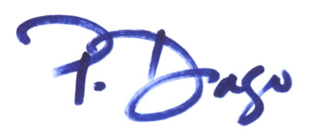 Patrice Drago Signature