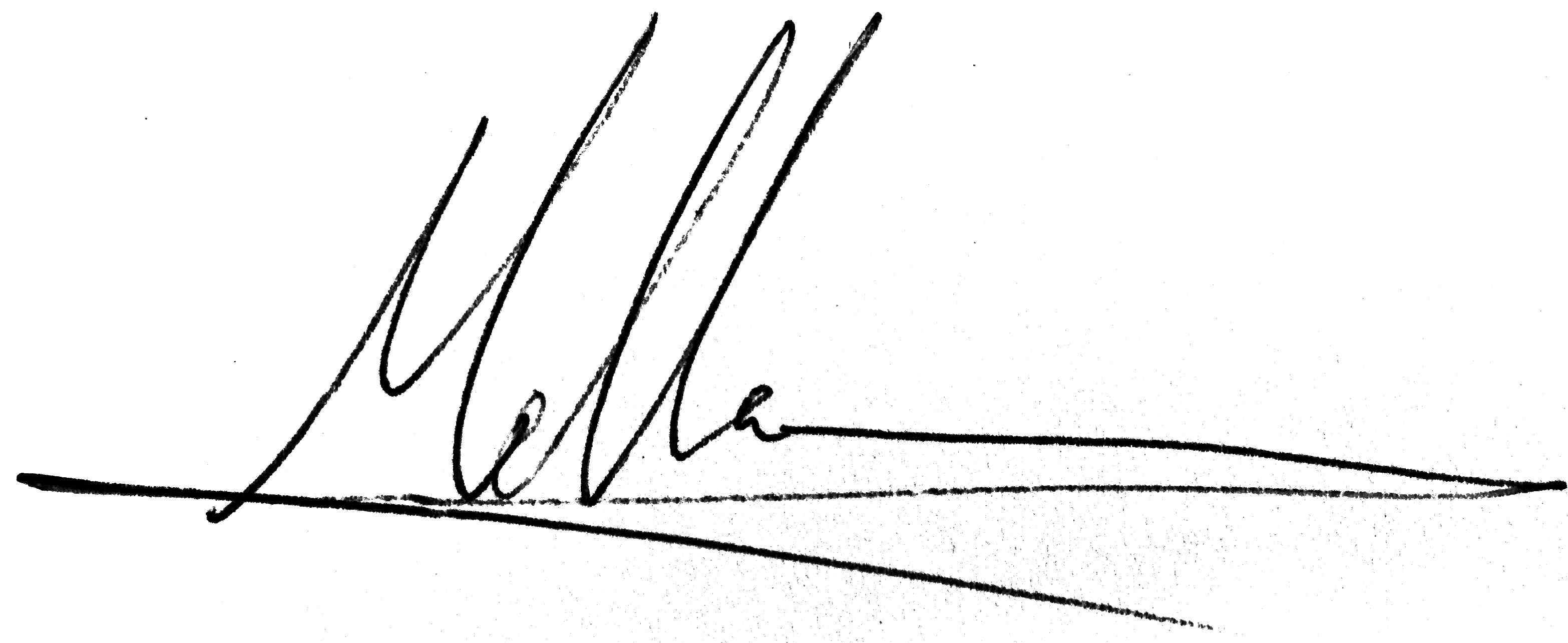 MELLA Signature