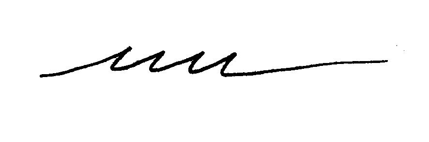 Mauricio Mayorga Signature