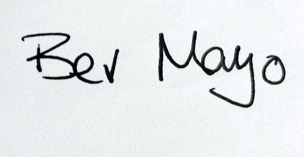 Bev Mayo Signature
