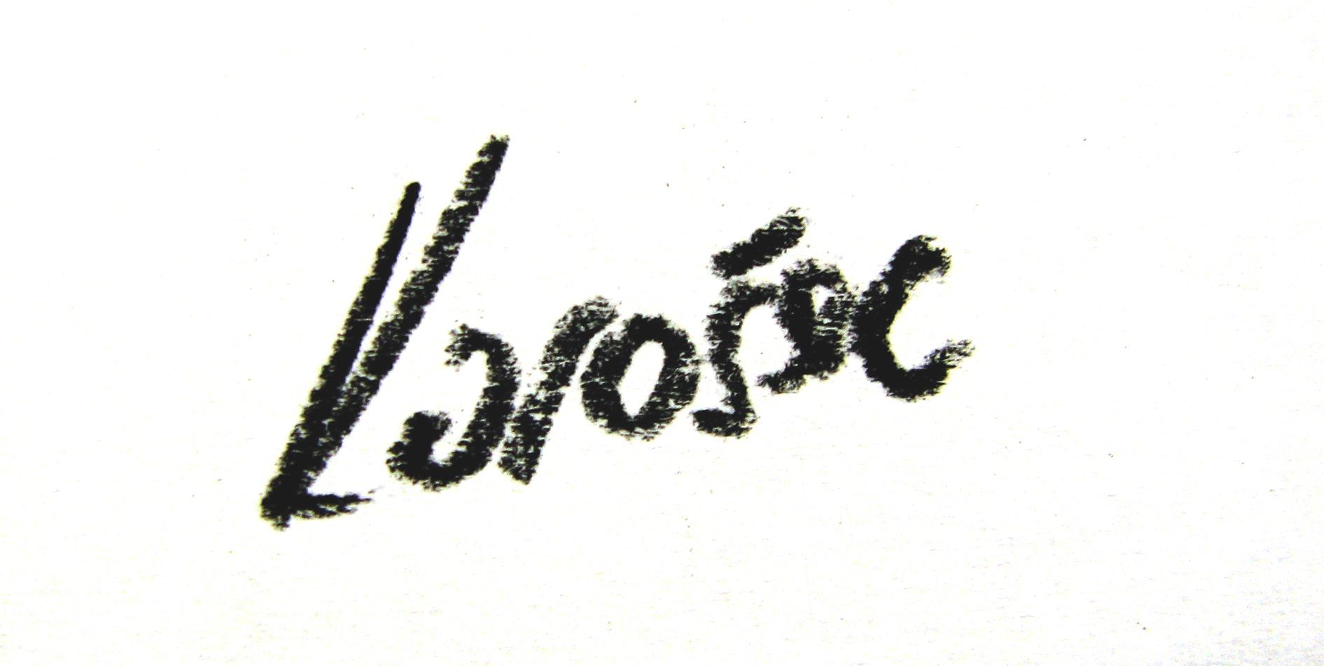 Danijel Korosec Signature