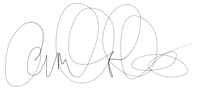camille charles Signature