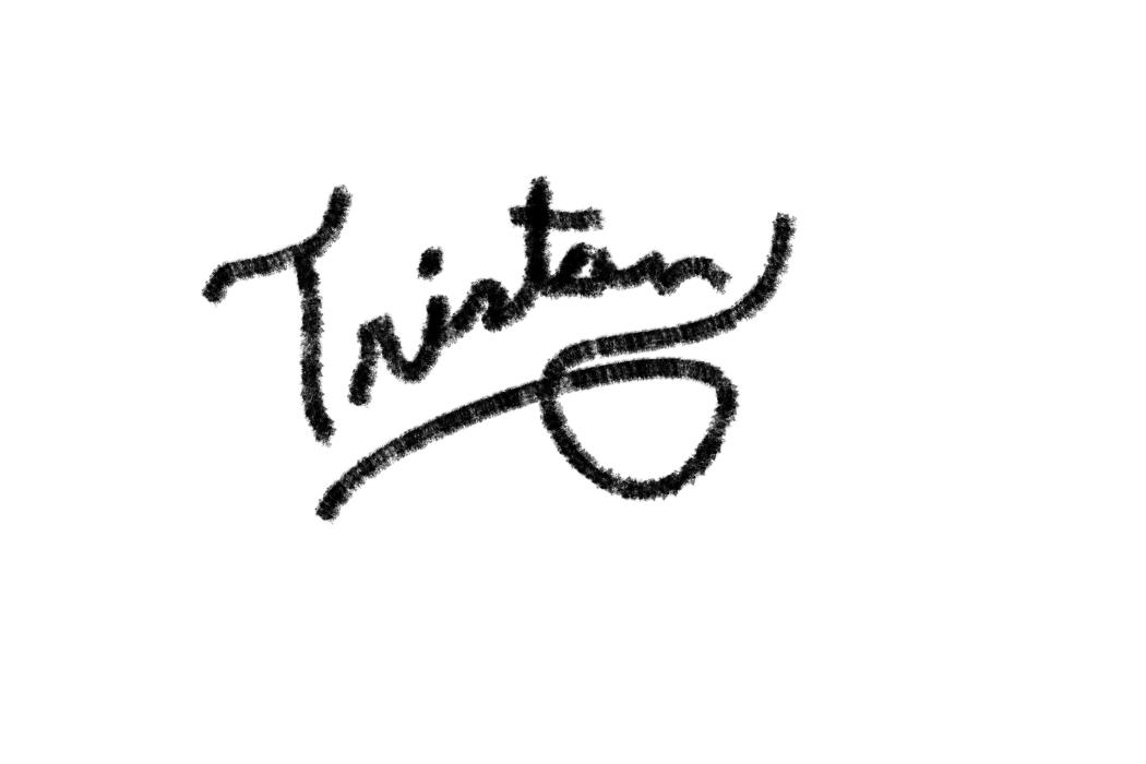 Tristan Armstrong Signature