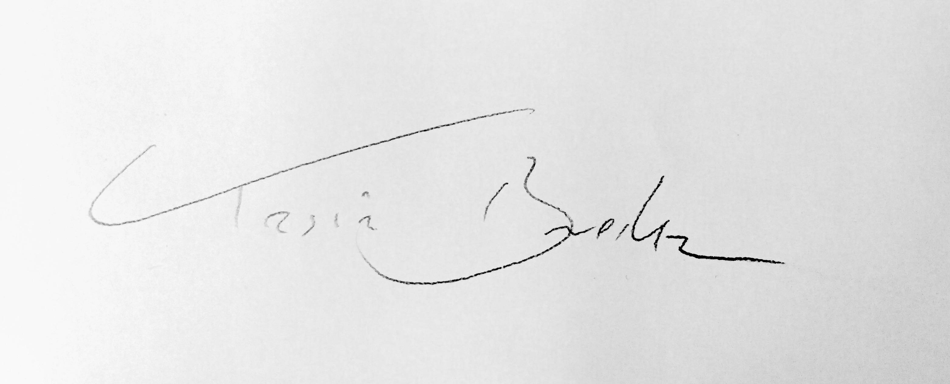 Kasia Breska Signature