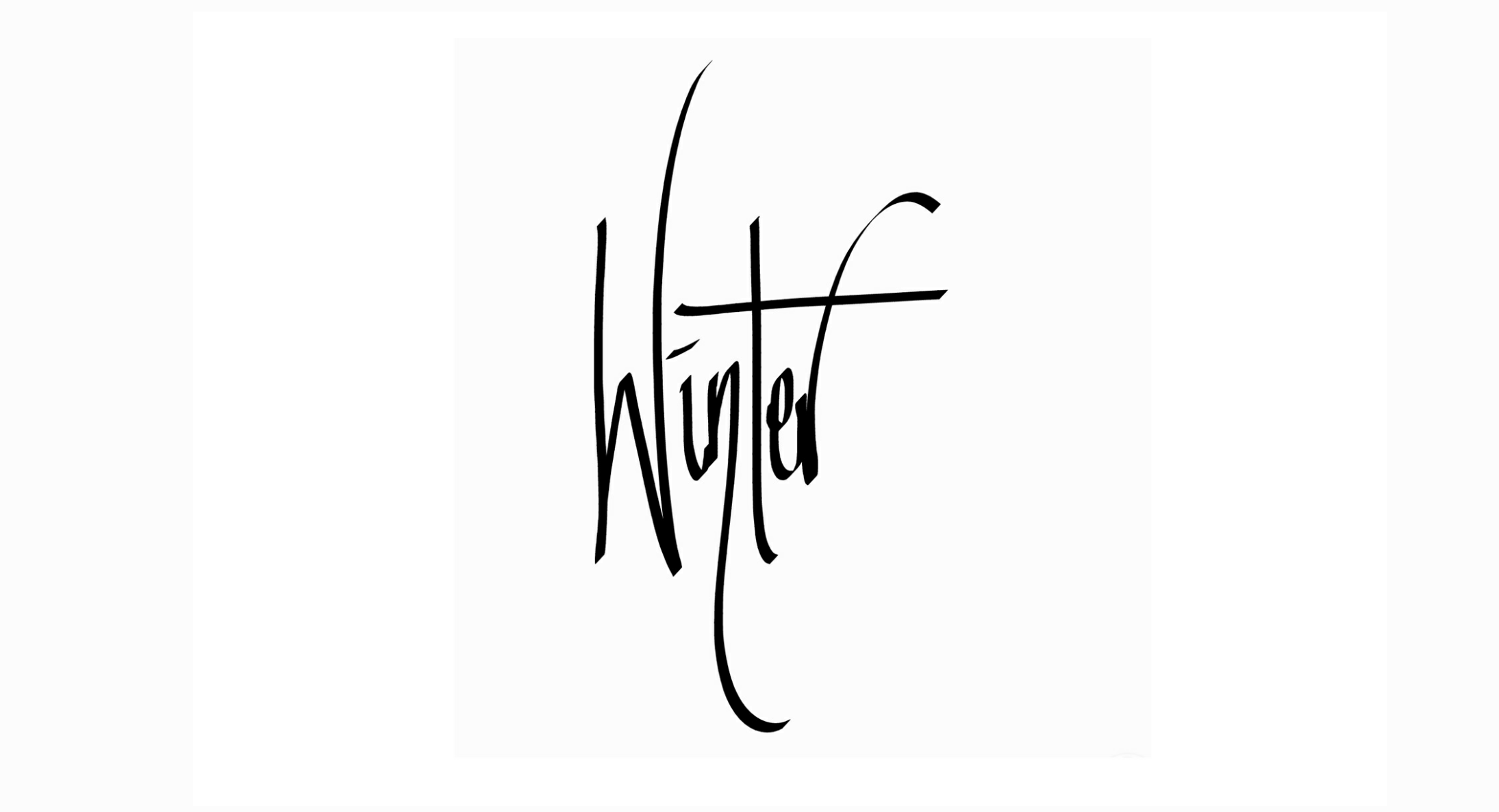 Sherrie-Lee Winter Signature
