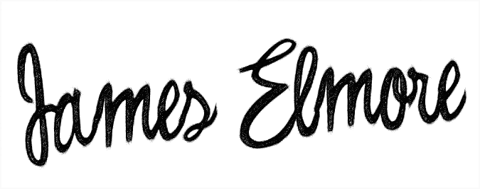 James Elmore Signature