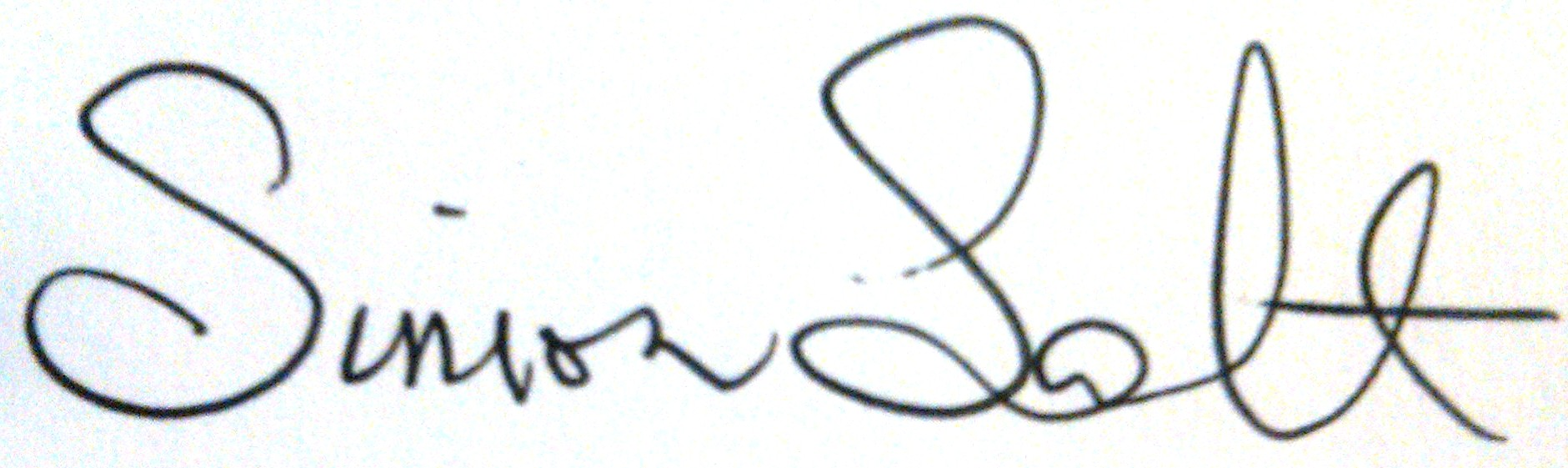 Simon Salt Signature