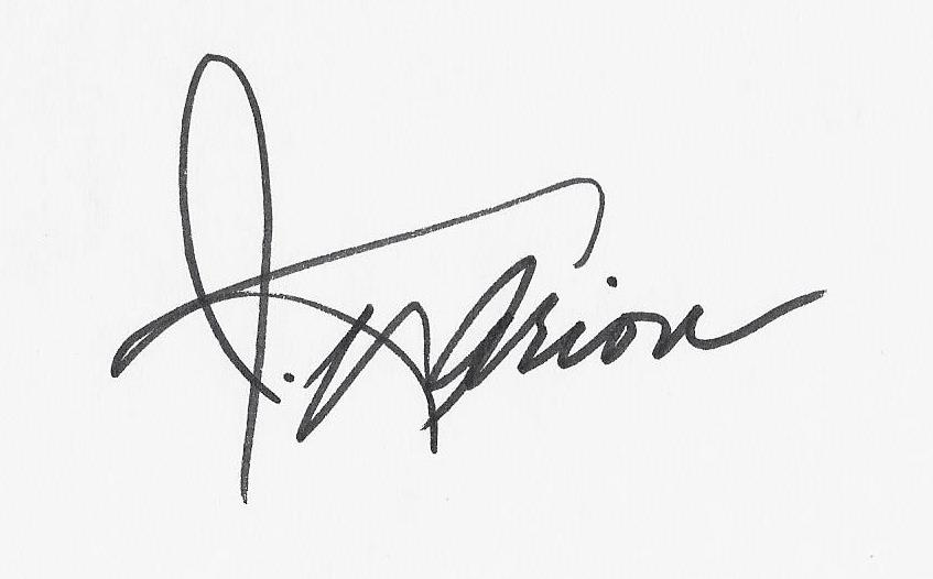 J.Darion DuBois Signature