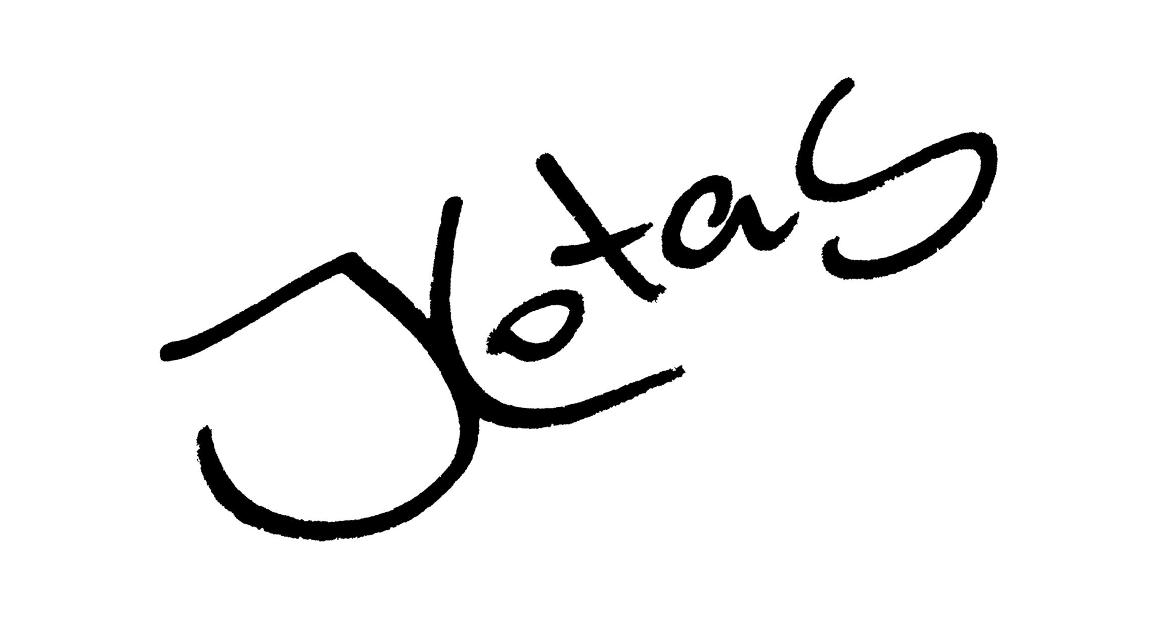 Jakub Kotas Signature