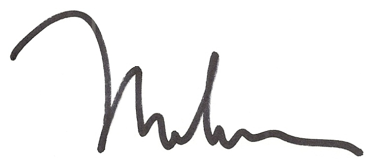 Marchesano Signature