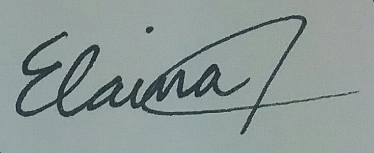 Elaina Appleby Signature