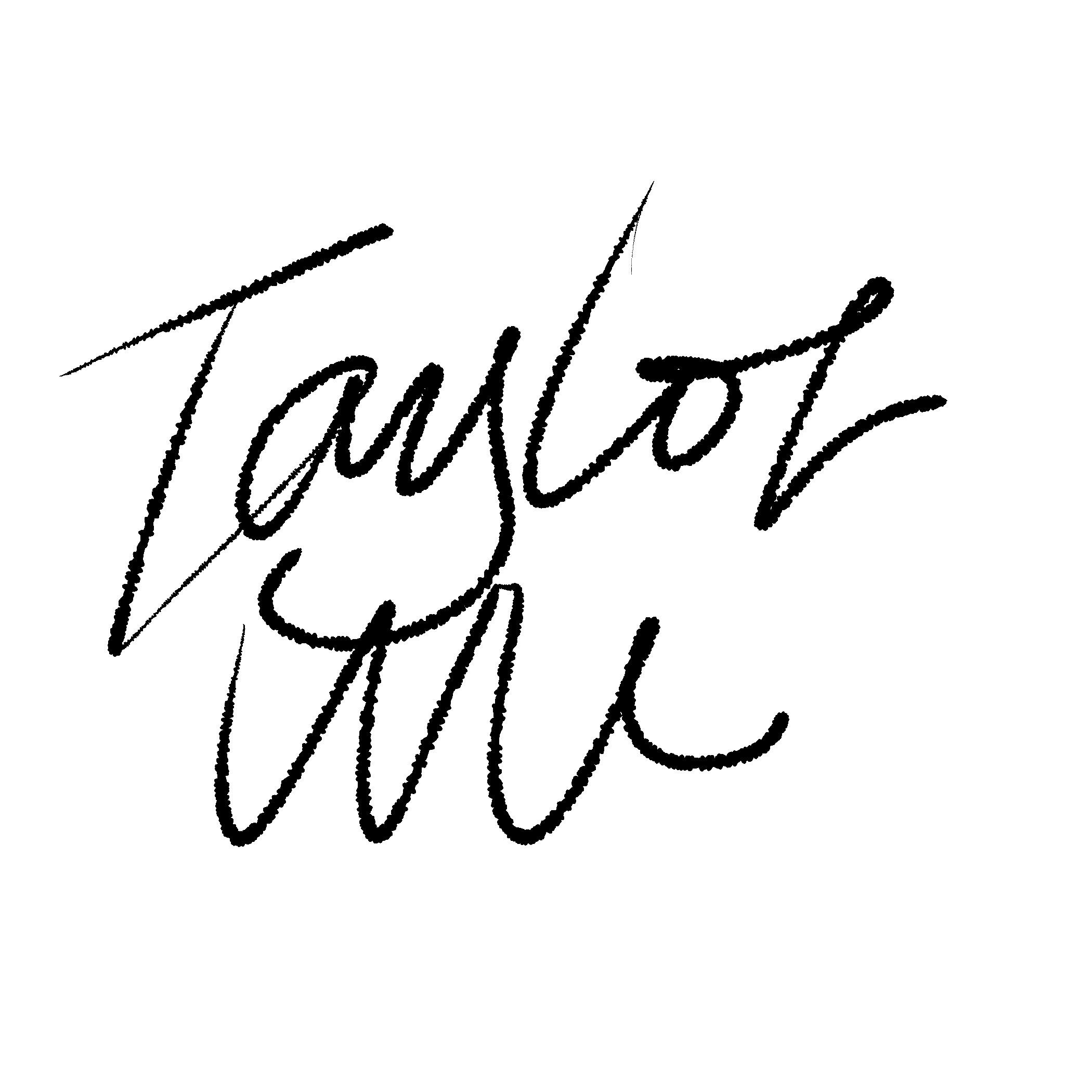 taylor wu Signature