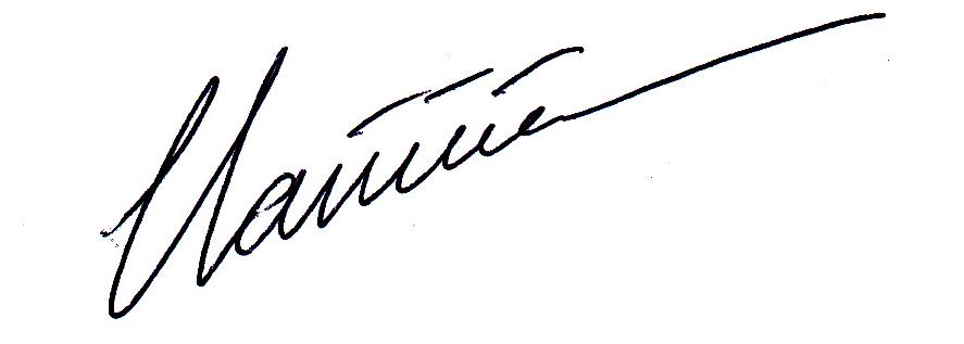 Clairicia Rene Signature