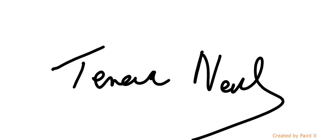 Teresa Neal Signature