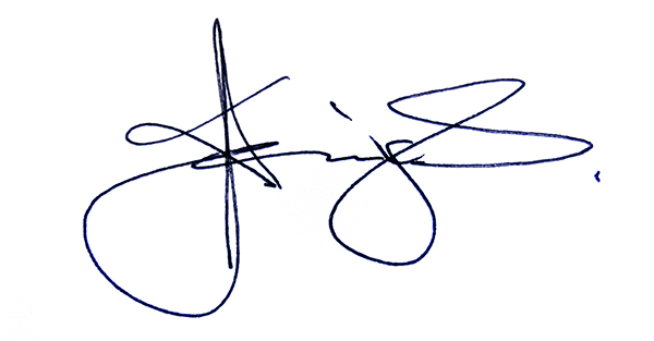 Kadira Jennings Signature