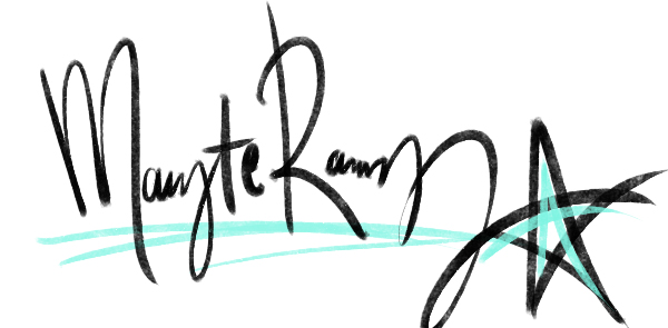 Mayte Ramirez Signature