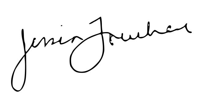 Jess Lowcher Signature
