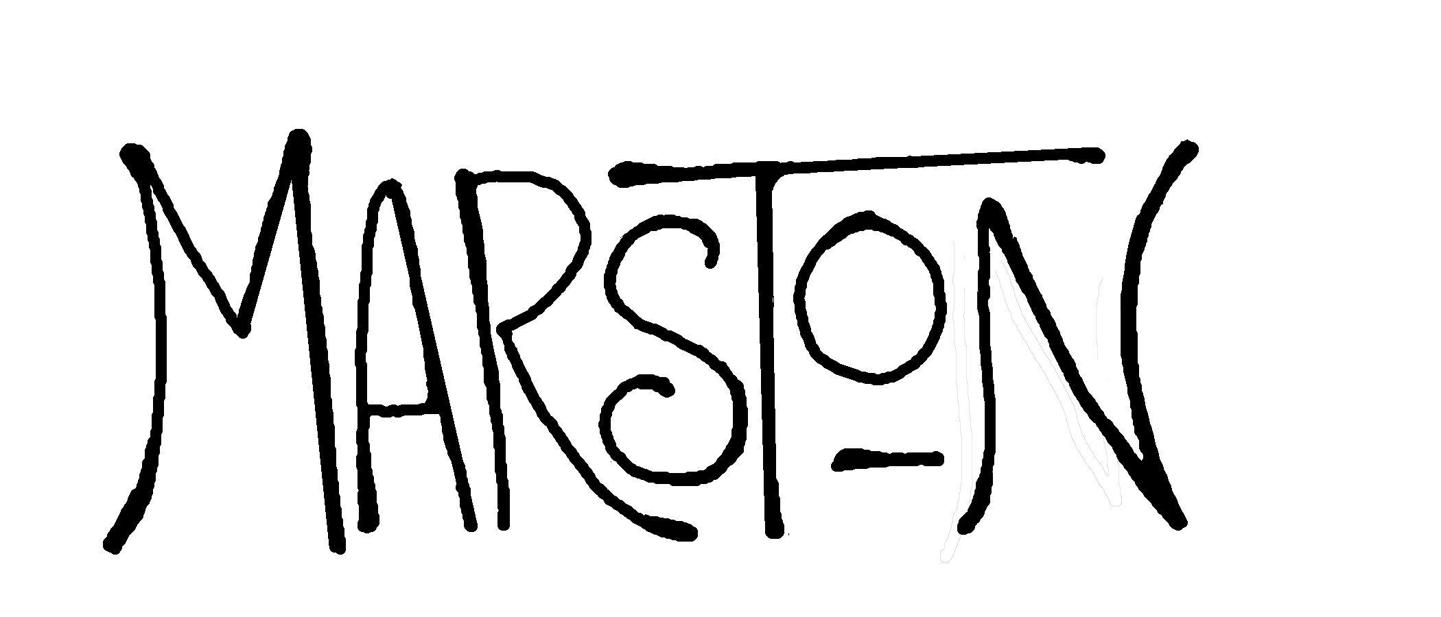 Sharon Marston Signature