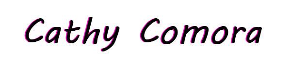 Cathy Comora Signature