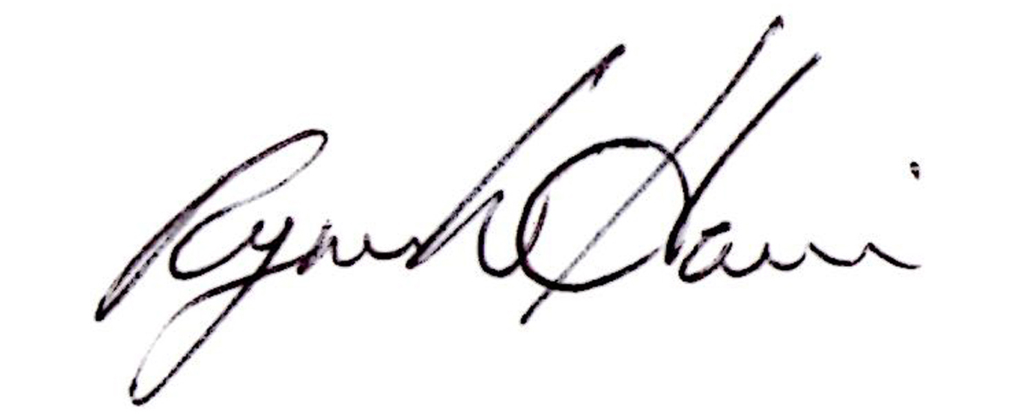 Ryan Harris Signature