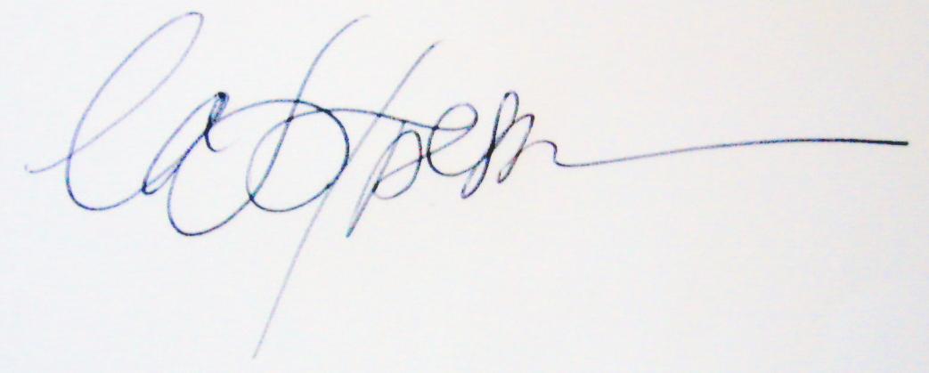 Laurie Fox Pessemier Signature