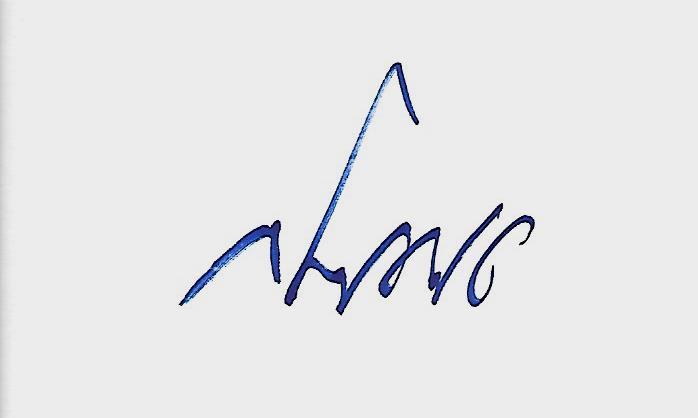 avraham eilat Signature