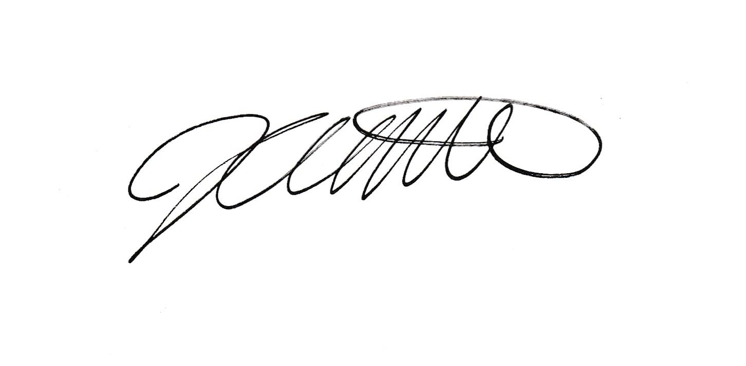 Jessica Millard Signature