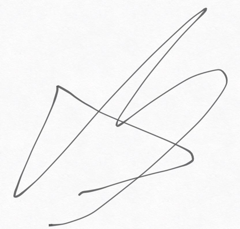 Alejandro Diaz Signature