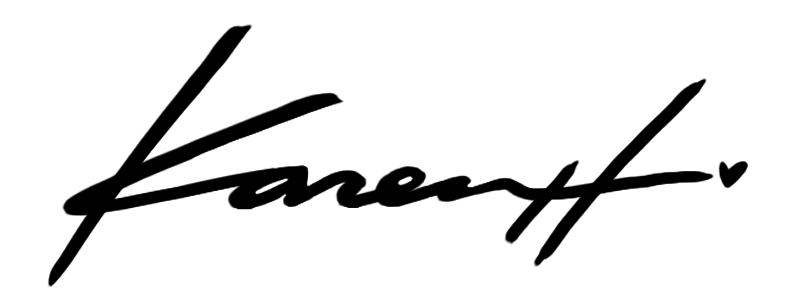 Karen Hsing Signature
