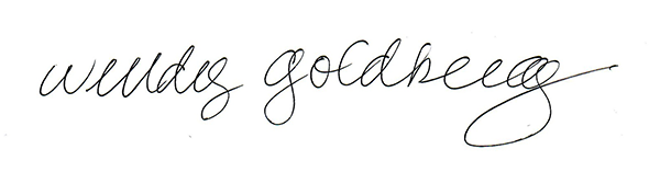 Wendy Goldberg Signature