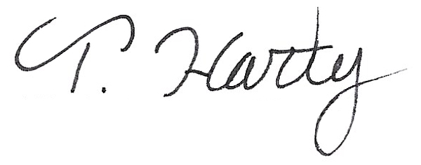 Tameka Harty Signature