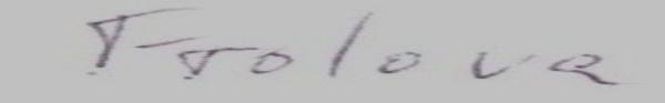 Ludmila Frolova Signature