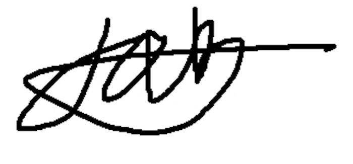 Anton Galin Signature