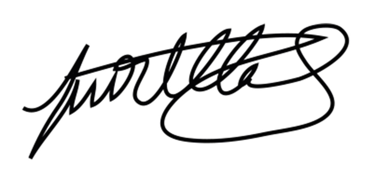 Fiorella Gonzales Vigil Signature