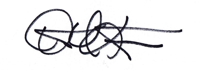 Kent LeFevre Signature