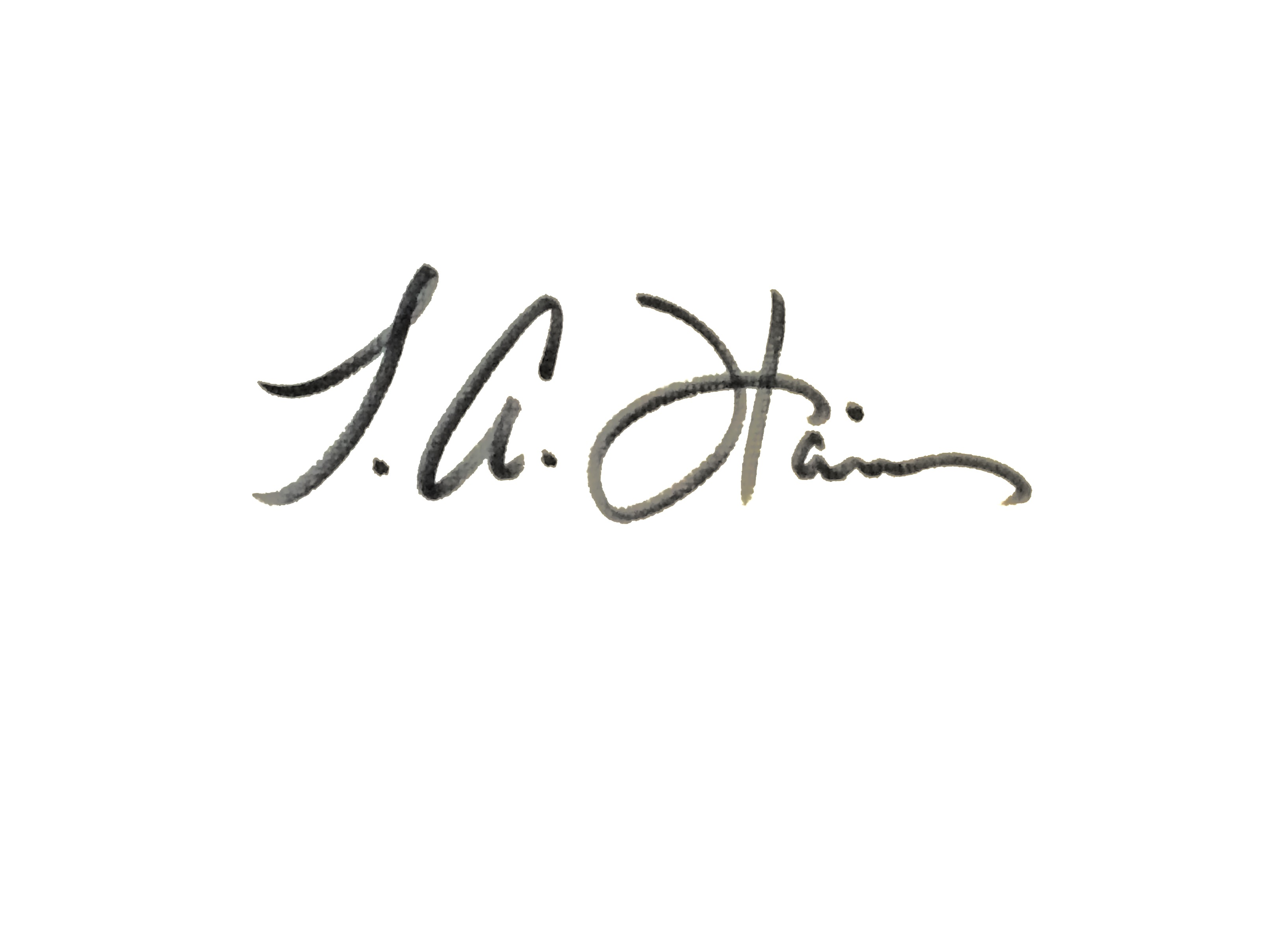 Tiffany Anne Harris Signature