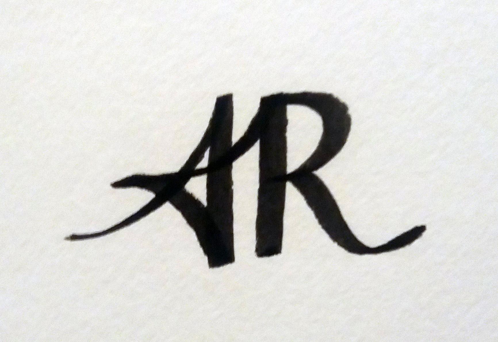 Andrew Robinson Signature