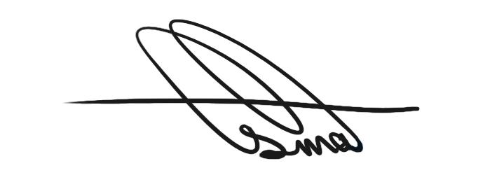 Mohammad Esmat Signature