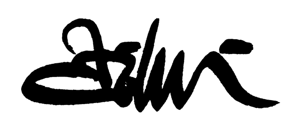 Jose Luis Vallribera Gonzalez Signature