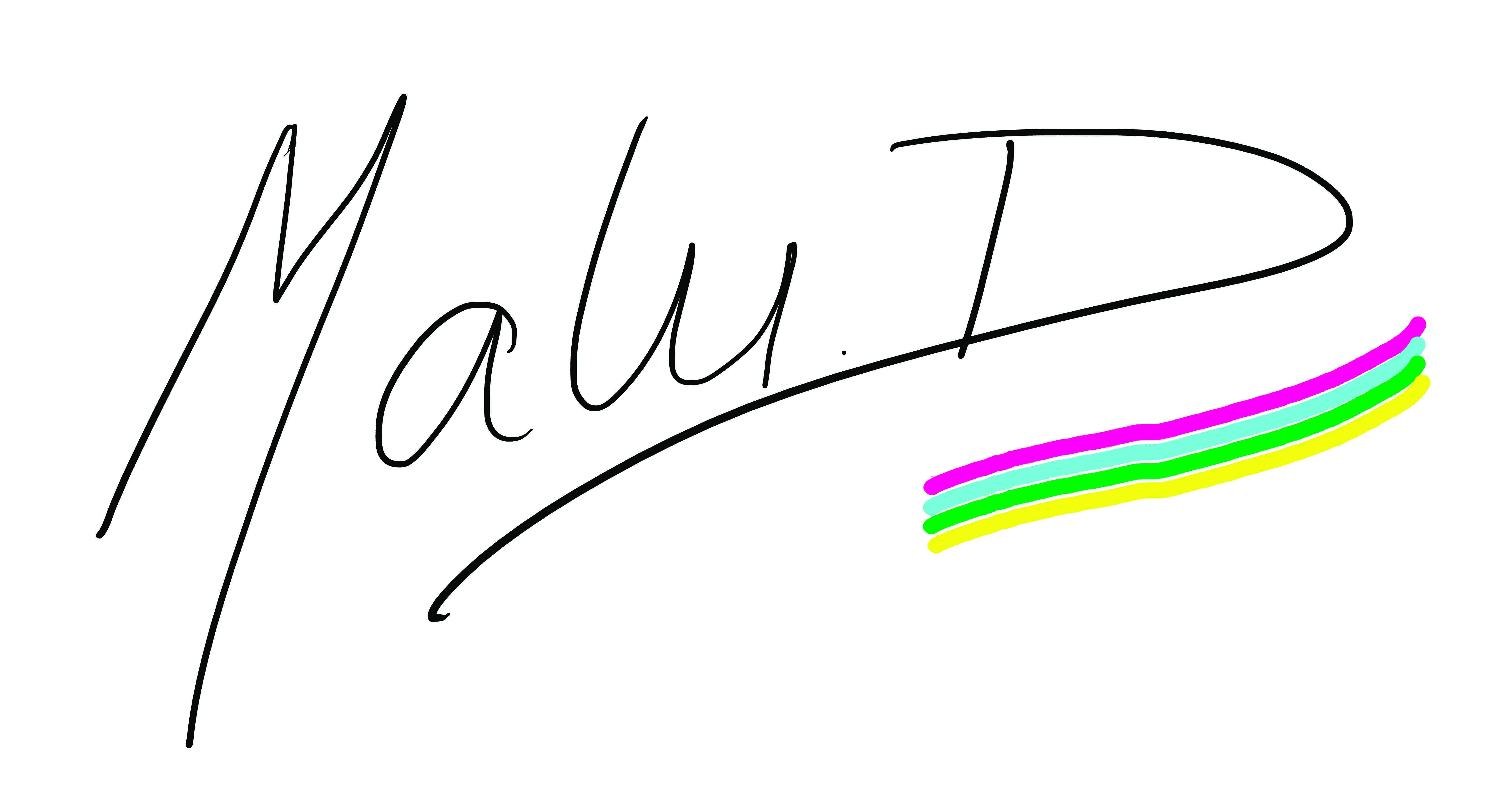 Maria Luisa Di Bella Signature