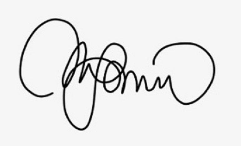 shaiful maroni Signature