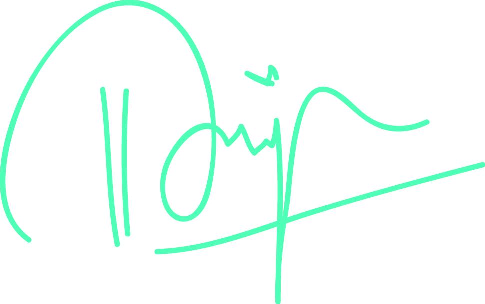 Tari puteri Signature