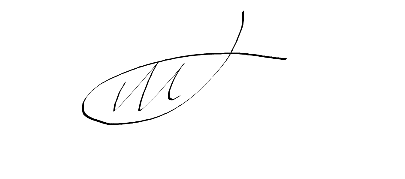 Janet Welsby Signature