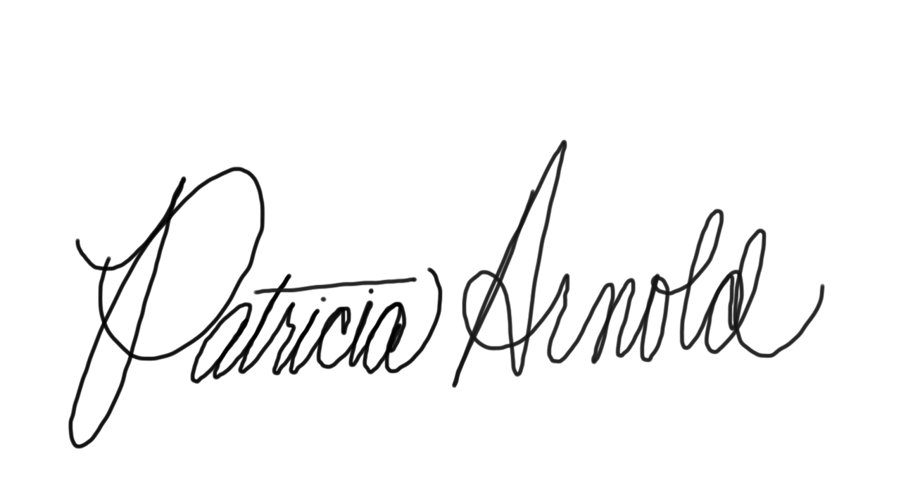 Patti Arnold Signature