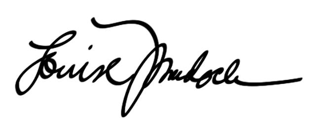 Louise Murdock Signature