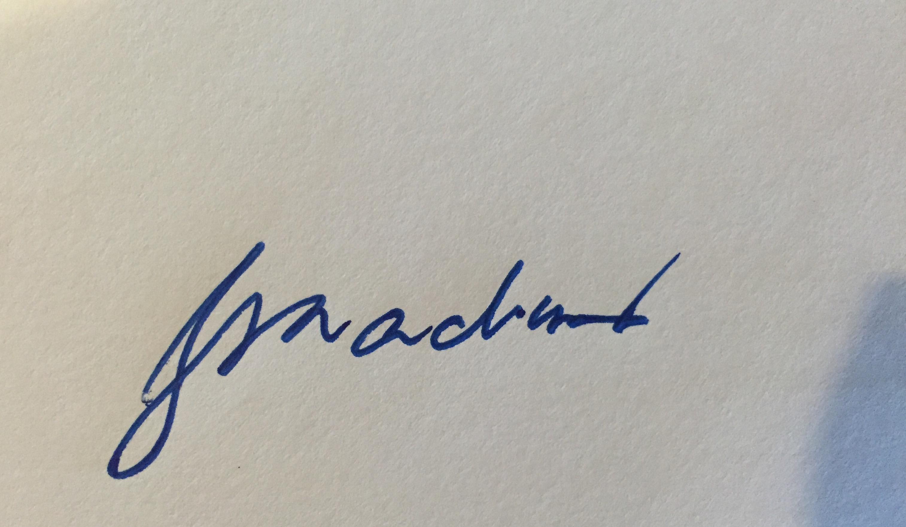 jay Maclean Signature