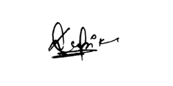 Deepika Suman Signature