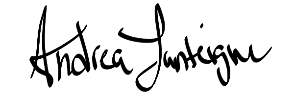 Andrea Lanteigne Signature