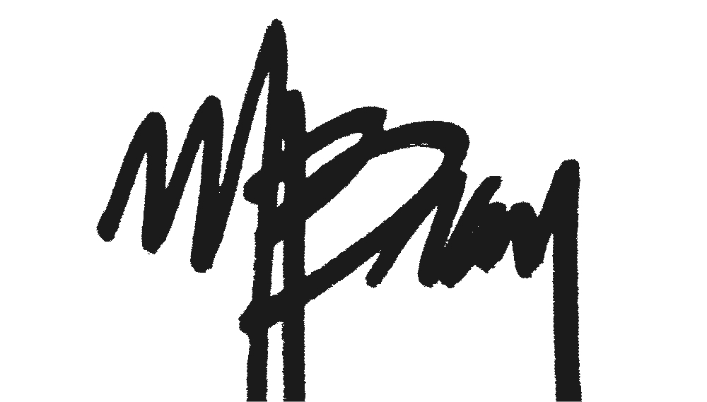 Mark Bray Signature